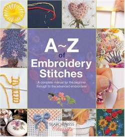 A - Z of Embroidery Stitches