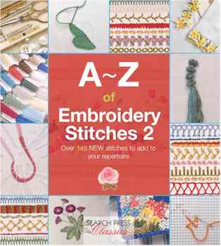 A - Z Embroidery Stitches