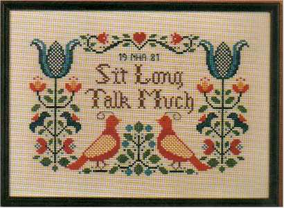 Sit Long - Talk Much