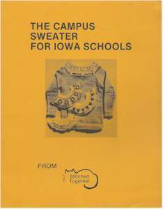 The Campus Sweater For Iowa Schools