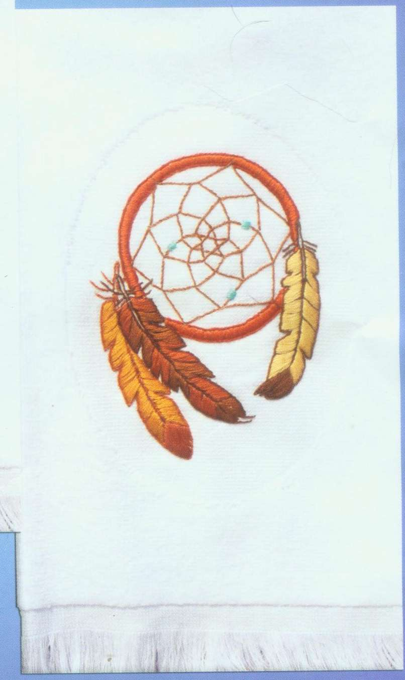 Dreamcatcher Terry Accent Towels