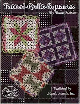 Tatted Quilt Squares
