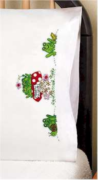 Frog Pillowcases