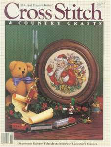1987 Nov/Dec Cross Stitch and Country Crafts