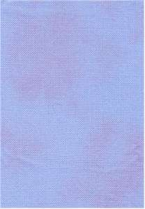 BlueBerry Hand Dyed Joblean 13x17