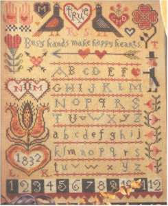Happy Hearts Sampler`