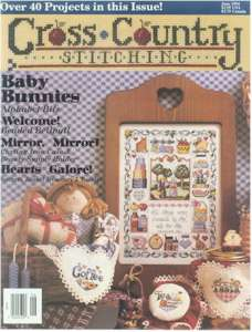 1994 June Issue Cross Country Stitching