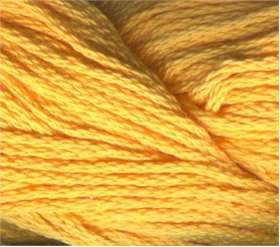 COLOR #7250 ORANGE 3 SKEINS//HANKS OF PLYMOUTH FANTASY NATURALE YARN