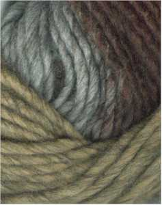 NY yarns Gypsy - Black Grey Brown #2
