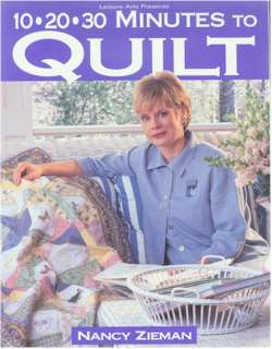 10 20 30 Minutes To Quilt