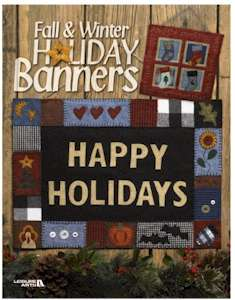 Fall & Winter Holiday Banners