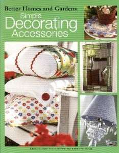 Simple Decorating Accessories