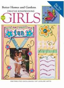 Creative Scrapbooking Designs: A Flipbook for Girls and Boys
