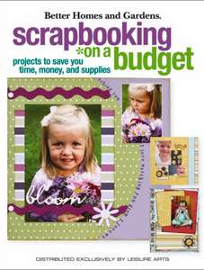 Scrapbooking on a Budget