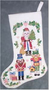 Nutcracker Stocking Model