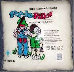 Fairfield Pop-in Pillow forms