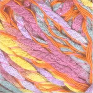 New York Yarns Push Pop color 1 Punch