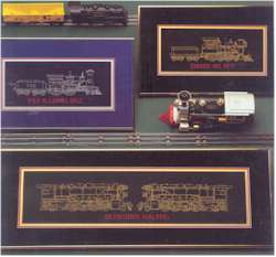 Trains of the Golden Era