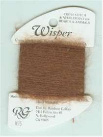 Wisper 75 Rich Brown